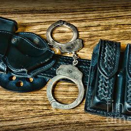 Paul Ward - Law Enforcement - Police -Duty Belt