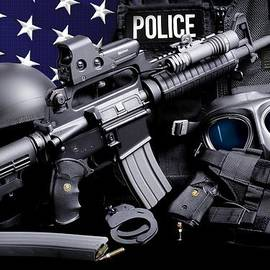 Gary Yost - Law Enforcement Tactical Police