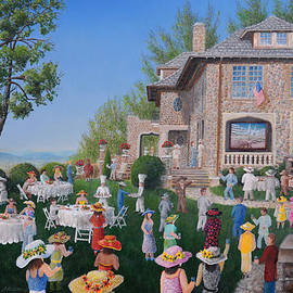 Kenneth Stockton - Lawn Party