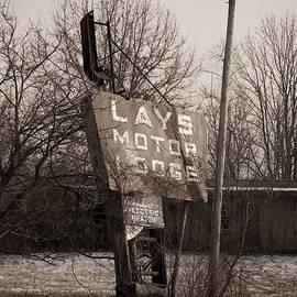 James Wolf - Lays motor lodge closed