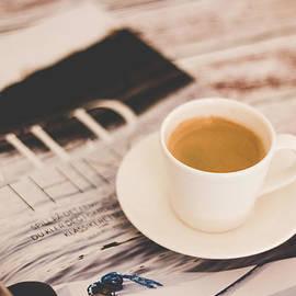 Aldona Pivoriene - Lazy Saturday and morning coffee