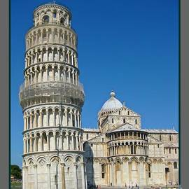 John Malone - Leaning Tower of Pisa