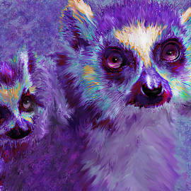 Jane Schnetlage - Leaping Lemurs