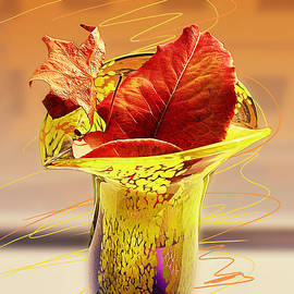 Ron Regalado - Leaves In The Vase