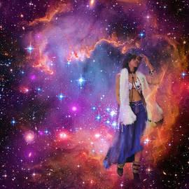 Viktor Savchenko - Leaving Eagle Nebula After Stars Were Born