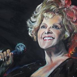Peter Suhocke - legend Brenda Lee