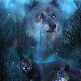 Carol Cavalaris - Legend Of The Blue Wolf