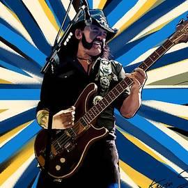 Kevin Sweeney - Lemmy Kilmister MotorHead