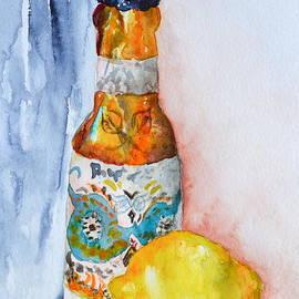 Beverley Harper Tinsley - Lemon and Pilsner