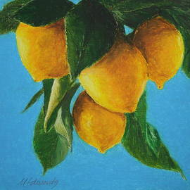 Marna Edwards Flavell - Lemon Time