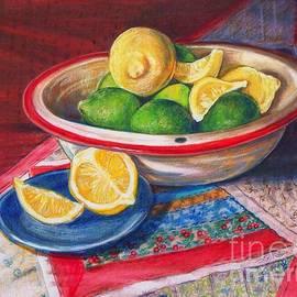 Joy Nichols - Lemons and Limes