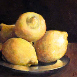 Donna Tucker - Lemons