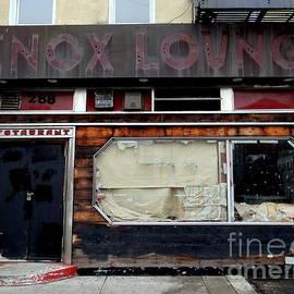 Ed Weidman - Lenox Lounge
