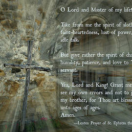 Stephen Stookey - Lenten Prayer of Saint Ephrem the Syrian