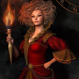 Britta Glodde - Leo zodiac sign