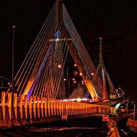 Mike Martin - Leonard P Zakim Bunker Hill Memorial Bridge