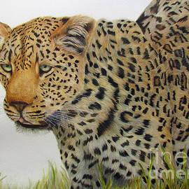 Christelle Grey - Leopard
