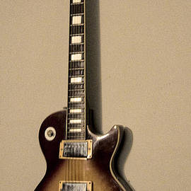 Bill Cannon - Les Paul Electric Guitar