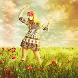 Linda Lees - Let us Dance in the Sun