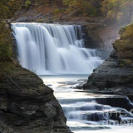 Darleen Stry - Letchworth Lower Falls