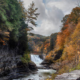Peter Chilelli - Letchworth Lower Falls