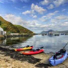 Ian Mitchell - Lets Kayak v2