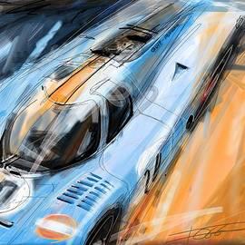Peter Fogg - Lets race