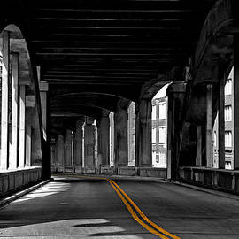 Christopher McKenzie - Middle of 12th St. Bridge
