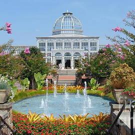 Charlotte Gray - Lewis Ginter Botanical Garden