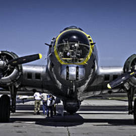 F Leblanc - LIBERTY BELLE B17 FLYING FORTRESS v2
