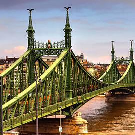 David French - Liberty Bridge Budapest