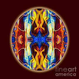 Omaste Witkowski - Life Begins Today Abstract Living Art by Omaste Witkowski