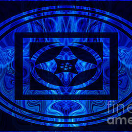 Omaste Witkowski - Life Force Within Abstract Healing Artwork