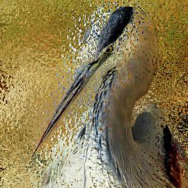 Georgiana Romanovna - Life In The Sunshine - Bird Art Abstract Realism