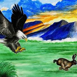 Zong Yi - Life Is A Race - Eagle and Rabbit