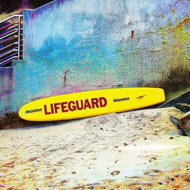 Douglas MooreZart - LIfeguard at Rest
