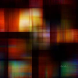 Ann Powell - Light At The Window - abstract art