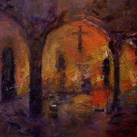 R W Goetting - Light in the Cathedral