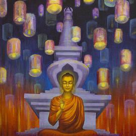 Yuliya Glavnaya - Light of Buddha
