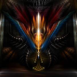 Rolando Burbon - Light Of Fire