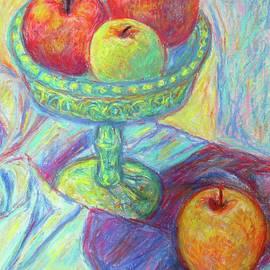 Kendall Kessler - Light Swirl on Apples