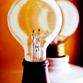 Colleen Kammerer - Vintage Light Bulbs