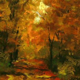Jo-Anne Gazo-McKim - Lighted Trail