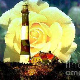 Annie Zeno - Lighthouse And Rose