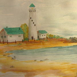 BD Nowlin - Lighthouse