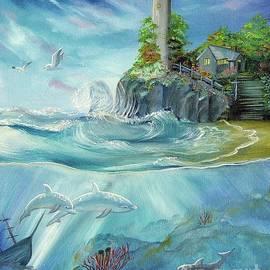 Gigi  Cook - Lighthouse Fantasy