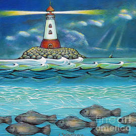 Selena Boron - Lighthouse Fish 030414