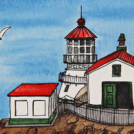 Masha Batkova - Lighthouse
