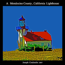 Joseph Coulombe - Lighthouse - Mendocino County