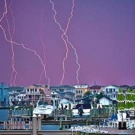 Mark Miller - Lightning Over LBI